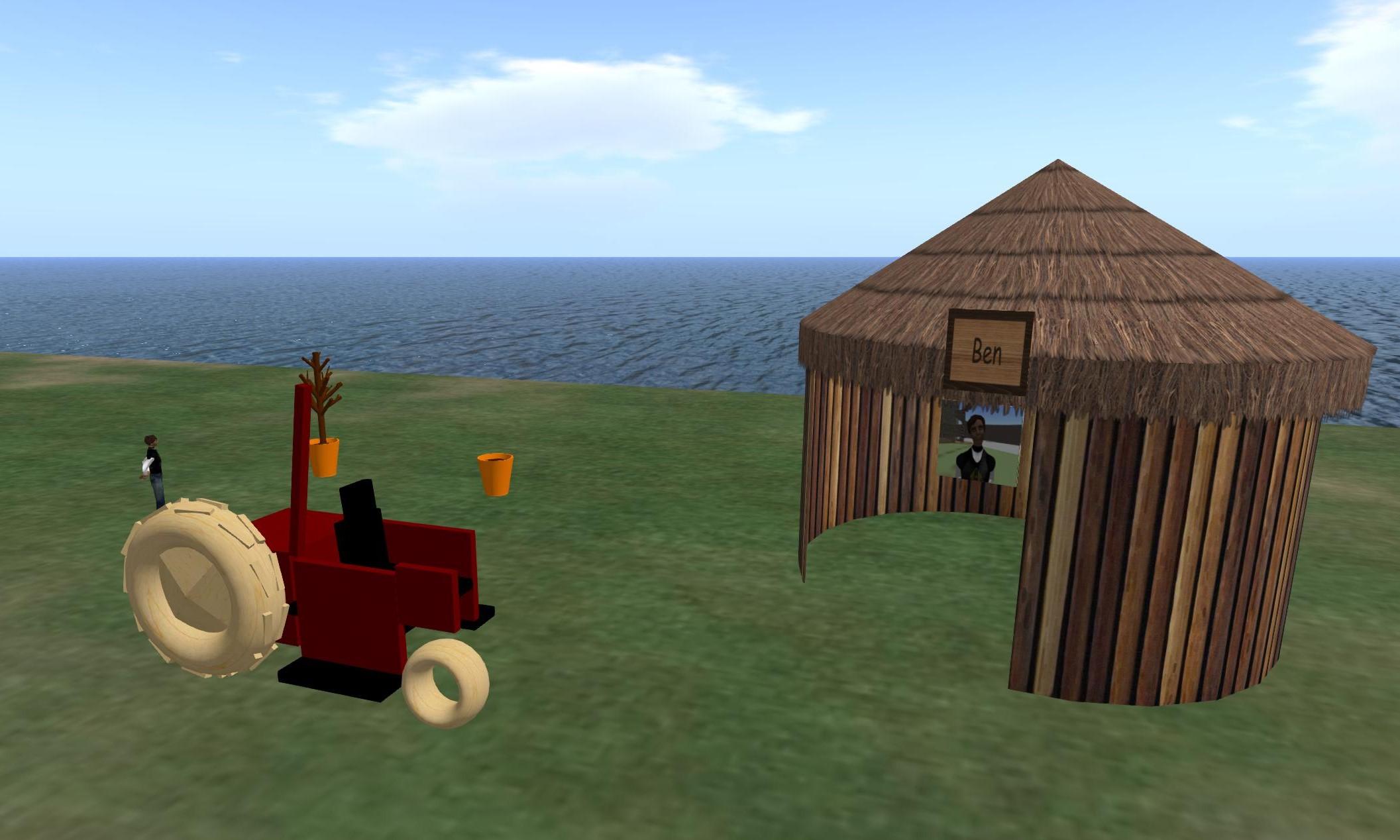 Ben's Tractor project
